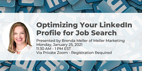 Optimizing Your LinkedIn Profile for Job Search tickets