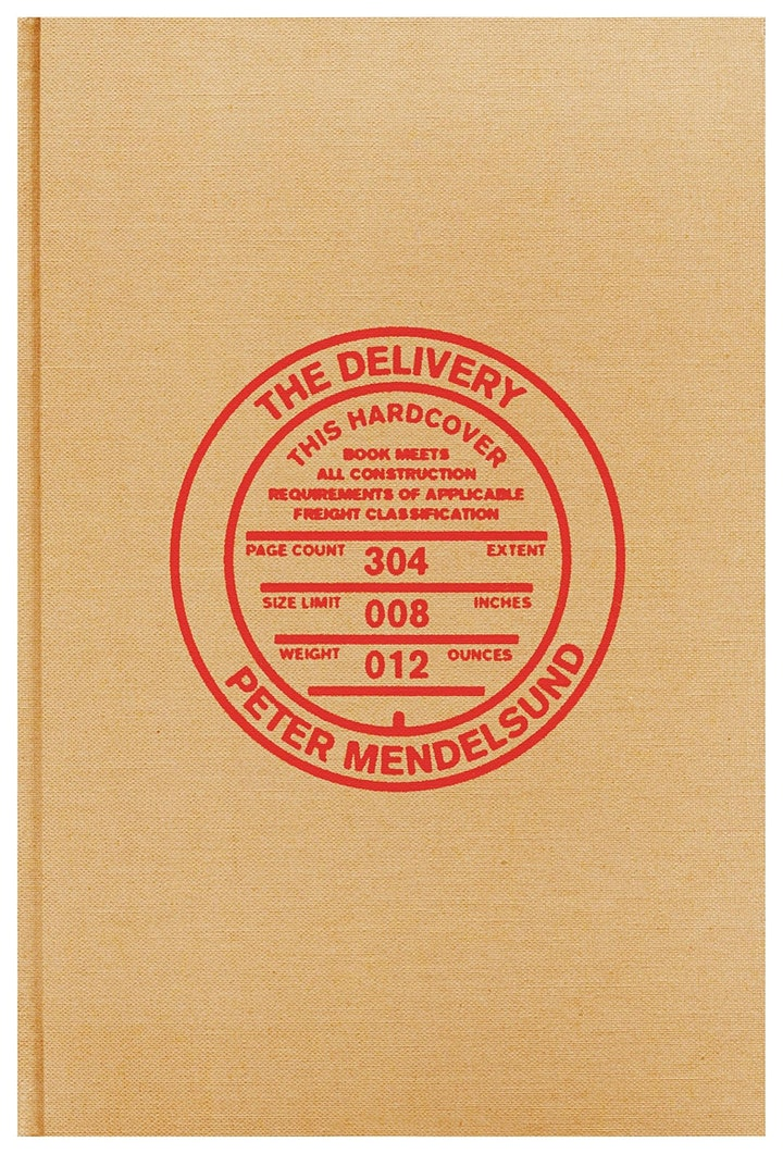 """Peter Mendelsund,  """"The Delivery"""" Book Event image"""