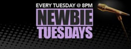 Newbie Tuesday @ The Comedy Nest - Every Tuesday: 8:00 PM to 9:30 PM