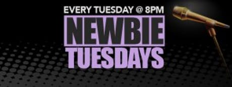 Newbie Tuesday @ The Comedy Nest - Every Tuesday: 8:00 PM to 9:30 PM tickets