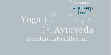 Virtual Yoga & Ayurveda tickets