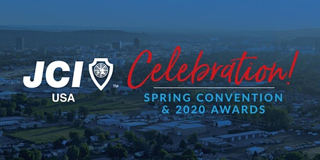 Celebration! Spring Convention and 2020 Awards tickets