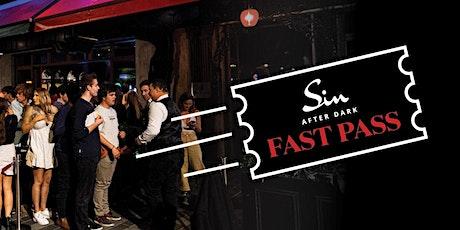 FAST PASS - Saturday tickets