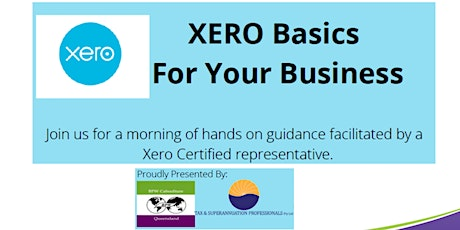 XERO Basics for your Business tickets