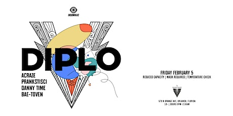 Diplo tickets