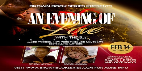 Brown Book Series Presents:  An Evening of Love with The BJs tickets