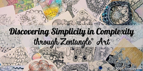 Zentangle Art Course starts  March 4  (8 sessions) tickets