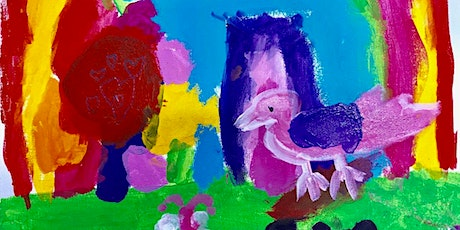 Catherine O'Leary Children's Art Class tickets