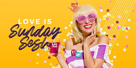 Kingpin Townsville Valentines Day Sunday Session tickets