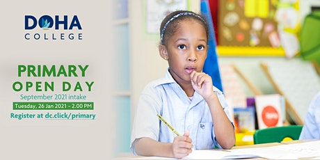 Doha College Primary Open Day tickets
