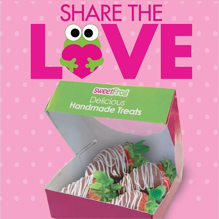 Chocolate Covered Strawberries from sweetFrog Woodmore image