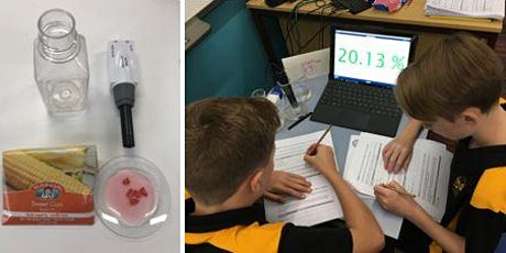 Deepening Scientific Literacy with Digital Sensors tickets