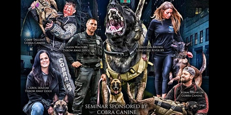 K9 Law & Order Advanced K9 Summit tickets