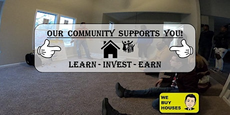 Who Else Wants To Invest in Real Estate with Local Investors? tickets
