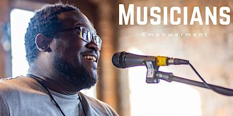 Musicians Empowerment tickets