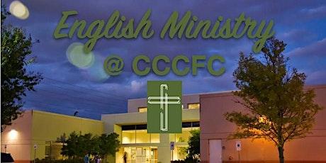 CCCFC English Sunday Service tickets