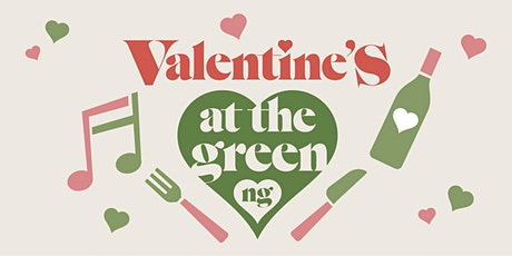 Valentine's at the Green tickets