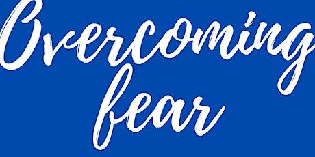 Columbia's 2021 Women empowering women event-Overcoming fear tickets
