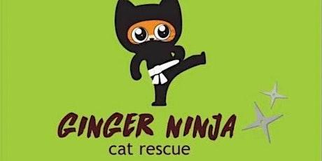 Ginger Ninja Rescue  dinner tickets