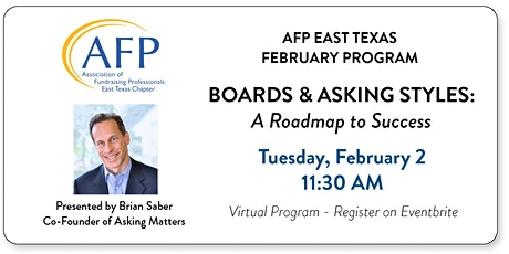 February 2- Brian  Saber, Co-founder of Asking Matters tickets