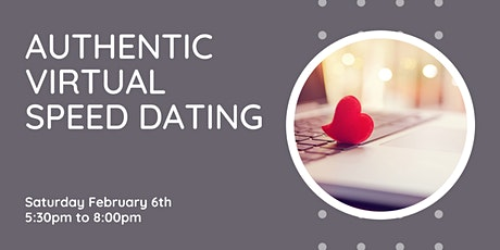 Authentic Speed Dating tickets
