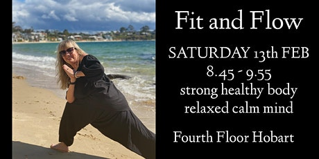 Fit and Flow - reset and tone your body and calm your mind with Deborah Ann tickets