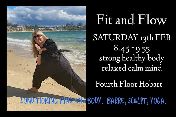 Fit and Flow - reset and tone your body and calm your mind with Deborah Ann image