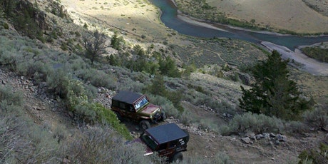 Morrison Jeep Trail, Wyoming tickets