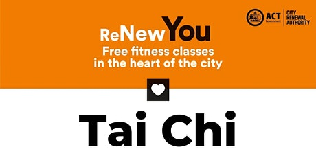 ReNewYou with Tai Chi tickets