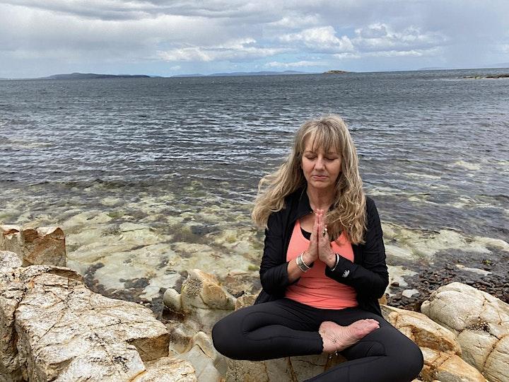 Slow Detox Flow Yoga through traditional teaching with Deborah Ann image