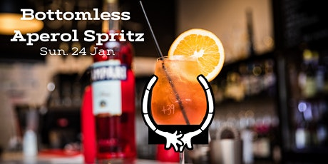 Copy of Bottomless Aperol Spritz - Aperitivo & Pizza tickets
