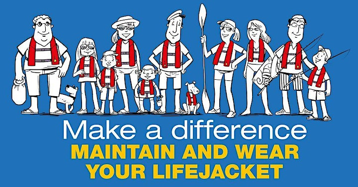 Make a Difference - Maintain and Wear your Lifejacket MINDARIE image
