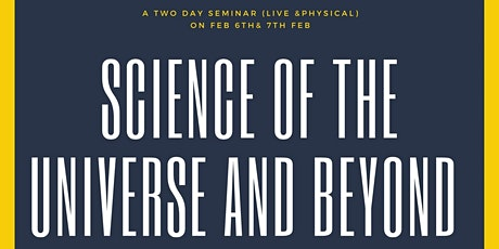 Science of The Universe and Beyond tickets
