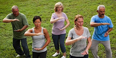 Friends & coffee followed by Tai Chi  -Create a healthy mind & body tickets