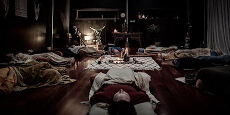 Didgeridoo & Crystal Bowl Sound Healing - Leo Full Moon Cacao Ceremony tickets