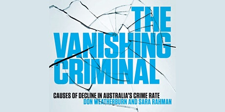 Book Launch of The Vanishing Criminal tickets