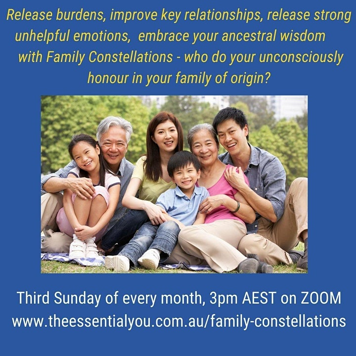Healing abandonment - with Family Constellations image