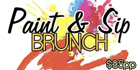 Ebony's 45th Birthday Brunch & Sip n' Paint tickets