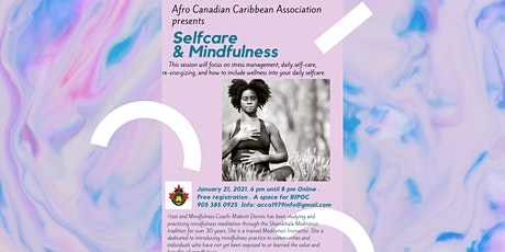 Mindfulness for the Black Community tickets