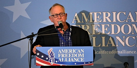LIVE EVENT!  Trevor Loudon joins AFA for 2021's first event tickets