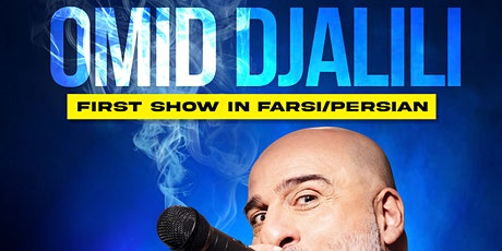A Virtual Evening with Omid Djalili (In Farsi) - Los Angeles Time tickets