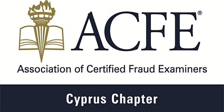 ACFE Cyprus Chapter's Annual  General Meeting 2020 tickets
