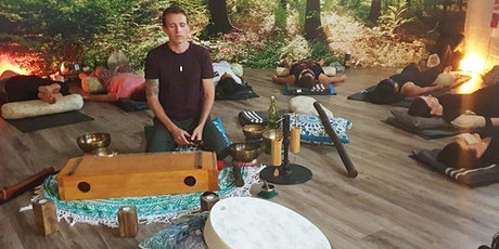 Sound Healing & Guided Meditation tickets