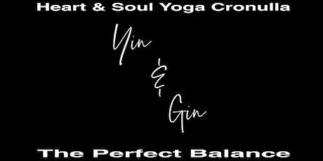 Yin & Gin tickets