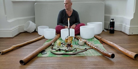 Didgeridoo & Crystal Chakra Bowl & Bell Sound Healing tickets