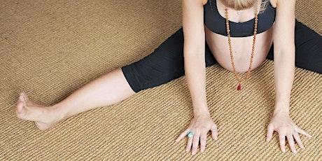 Bloom Pregnancy Yoga ONLINE Series tickets