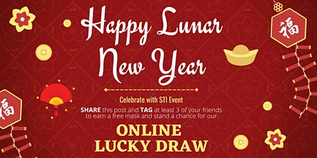 Huat's up?Let's usher in the Year of the Ox with us! tickets