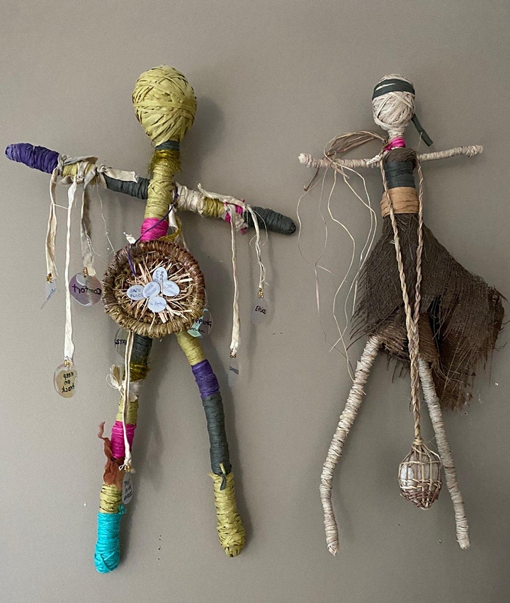 Create Narrandera - Healing & Wellbeing Stick Doll Making Workshop image