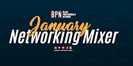 January Networking Mixer tickets