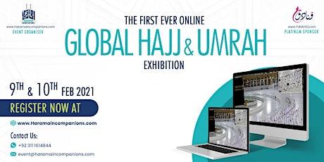 Global Hajj & Umrah Expo tickets